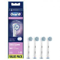 Oral-B EB60-4 Sensi UltraThin pótfej 4db