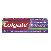 Colgate Maximum Cavity protection Junoir fogkrém 50ml