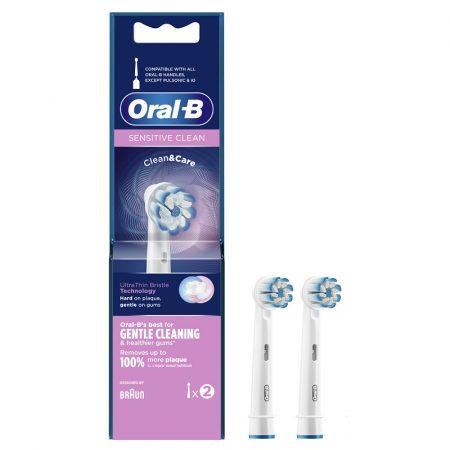 Oral-B EB60-2 Sensi UltraThin pótfej 2db