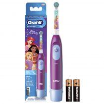 Oral-B D2.010 gyermek elemes fogkefe - Hercegnő