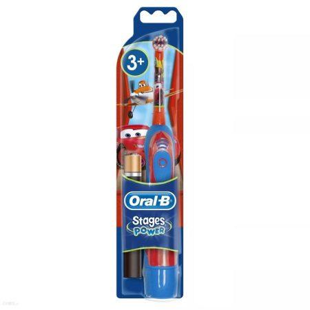 Oral-B D2.010 gyermek elemes fogkefe - Verdák