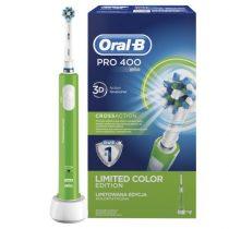 Oral-B PRO 400 Green elektromos fogkefe
