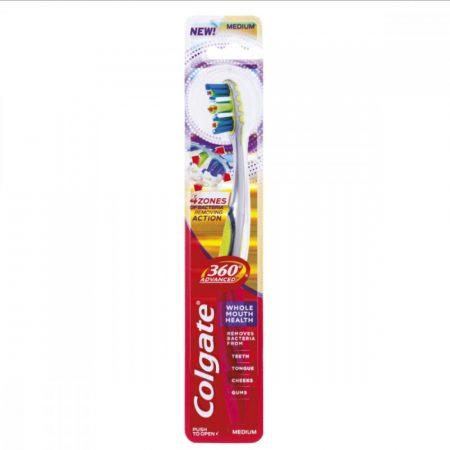 Colgate 360 Advanced Whole Mouth Health - medium