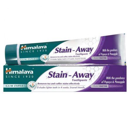 Himalaya Herbals Stain-away folteltávolító fogkrém 75ml