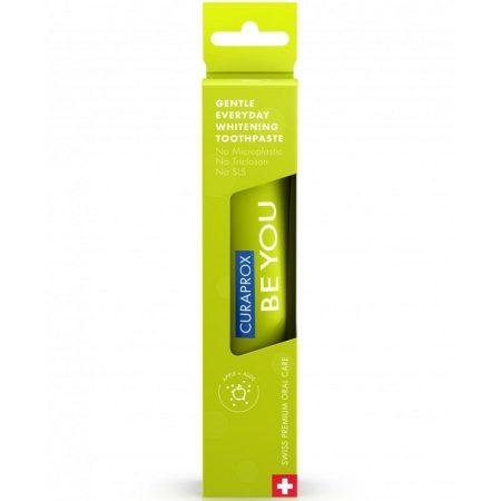 Curaprox BE YOU Explorer szett, fogkrém 90ml és CS 5460 Ultra soft fogkefe