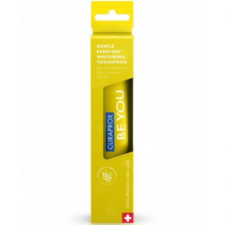 Curaprox BE YOU Rising Star szett, fogkrém 90ml és CS 5460 Ultra soft fogkefe