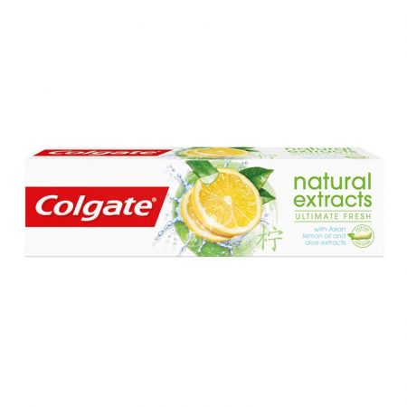 Colgate Natural Extracts Ultimate Fresh fogkrém 75ml