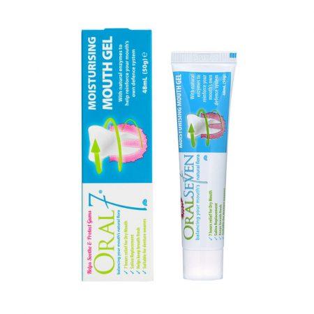Oral7 nyálpótló gél 40ml