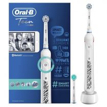 Oral-B Smart Teen White elektromos fogkefe