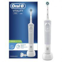 Oral-B Vitality 100 White CrossAction elektromos fogkefe