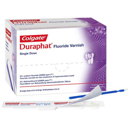 Colgate Duraphat Fluoride varnish 50db lakk 0,4ml