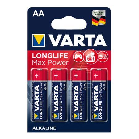 AA ceruza elem MAX 4db