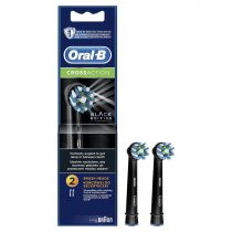 Oral-B EB50BK-2 CrossAction fekete pótfej 2db