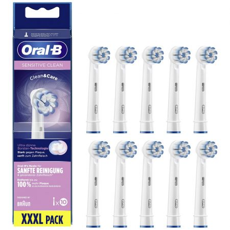 Oral-B EB60-10 Sensi UltraThin pótfej 10db