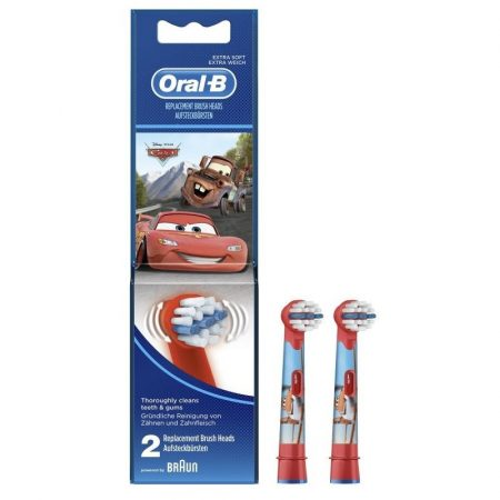Oral-B EB10-2 Stages Power gyermek fogkefe pótfej Verdák 2db