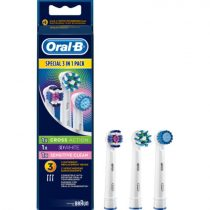 Oral-B MultiPack 3in1 pótfej 3db
