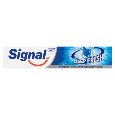Signal Deep Fresh Aquamint fogkrém 75 ml