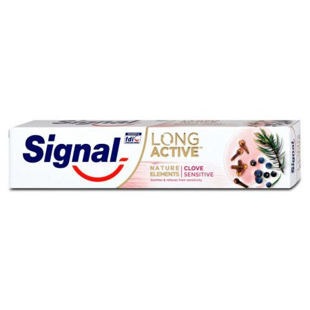 Signal Long Active Nature Elments Clove Sensitive fogkrém 75ml