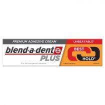 Blend-a-dent Plus Best Hold műfogsorrögzítő krém 40g