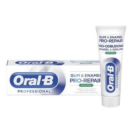 Oral-B GUM&ENAMEL Pro- repair extra fresh fogkrém 75ml