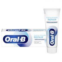Oral-B GUM&ENAMEL repair gentle whitening fogkrém 75ml