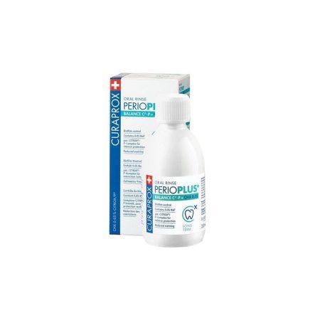 CURAPROX Perio Plus+ Balance szájvíz 0,05% CHX + CITROX 200 ml