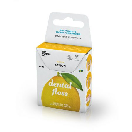 Humble dental floss citrom 50m