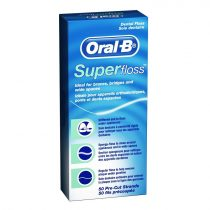 Oral-B Superfloss 50db