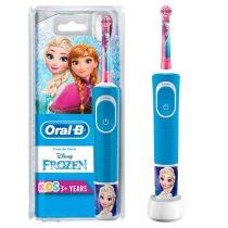 Oral-B D100 Vitality - Frozen gyermek elektromos fogkefe