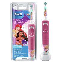 Oral-B D100 Vitality - Hercegnő gyermek elektromos fogkefe