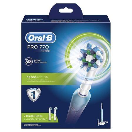 Oral-B PRO 770 CrossAction elektromos fogkefe