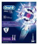 Oral-B PRO 770 3D White elektromos fogkefe