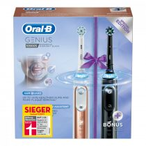 Oral-B Genius 10900 Duopack elektromos fogkefe csomag