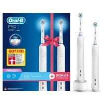 Oral-B PRO 1 290 Duopack elektromos fogkefe csomag