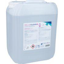 Wellsaclean Gyorsfertőtlenítő 10 liter