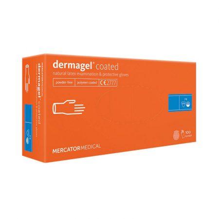 Latex gumikesztyű púdermentes 100db - XL