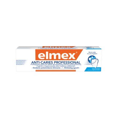 Elmex Anti-Caries Professional fogkrém 75ml
