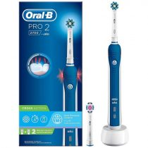 Oral-B PRO 2 2700 Blue CrossAction elektromos fogkefe