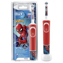Oral-B D100 Spiderman elektromos fogkefe