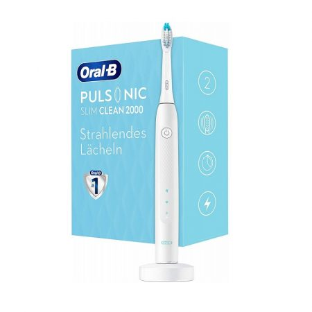 Oral-B Pulsonic Slim Clean 2000 fehér