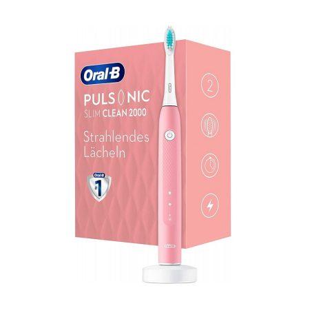 Oral-B Pulsonic Slim Clean 2000 pink