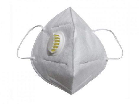 KN95 (FFP2) szelepes maszk 2db