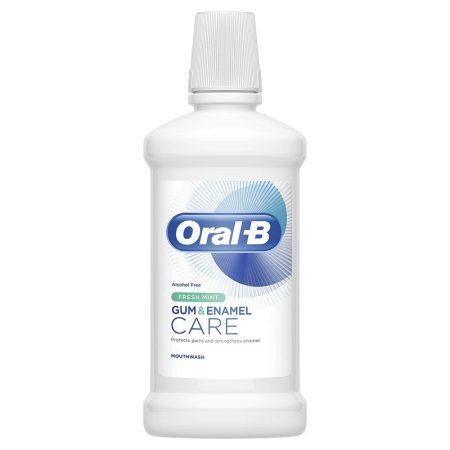 Oral-B Gum & Enamel Care Fresh mint szájvíz 500ml