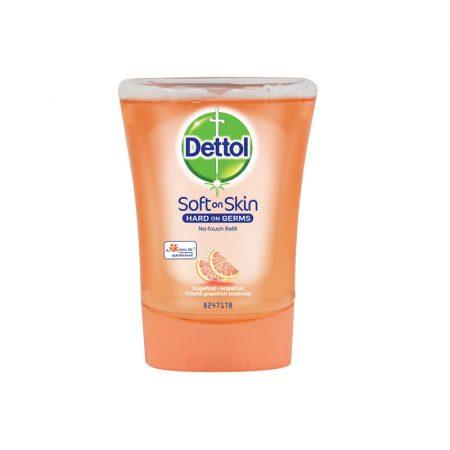 Dettol érintés nélküli kézmosó utántöltő 250ml - Grapefruit