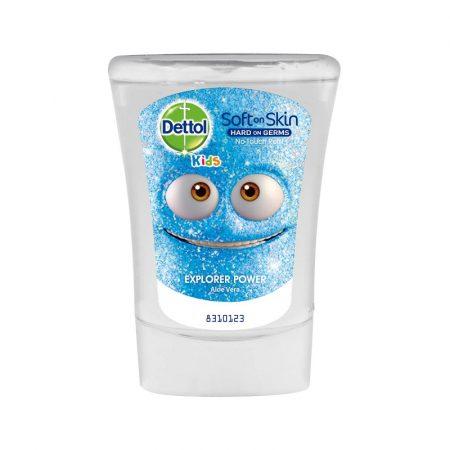 Dettol érintés nélküli kézmosó utántöltő 250ml - Kids grapefruit