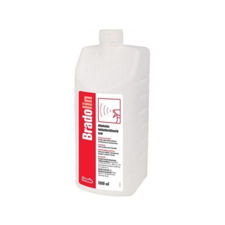 Bradolin alkoholos felületfertőtlenítő 1000 ml