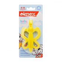 Elmex Baby fogkefe és rágóka 0-12 hónapos korig