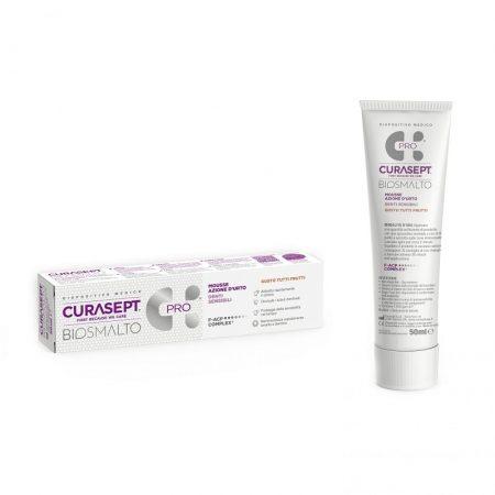 Curasept Biosmalto Pro Mousse érzékeny fogakra 50ml