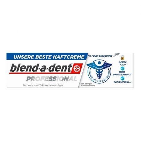 Blend-a-dent Professional műfogsorrögzítő krém 40 g