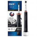Oral-B PRO 3 3000 Black elektromos fogkefe